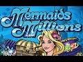 Призовая по 375 руб. Слот Mermaids millions. Казино МарафонБет