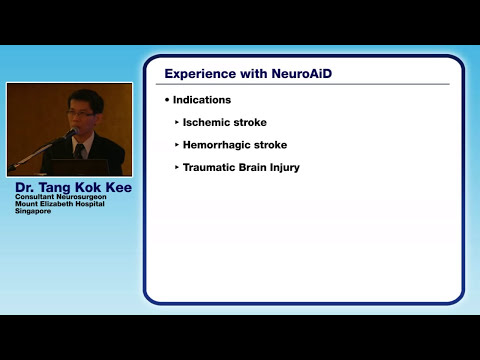 Experiences with NeuroAiD by Consultant Neurosurgeon Dr. Tang Kok Kee