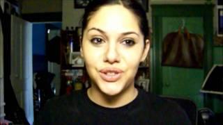 Spanking New Makeup!
