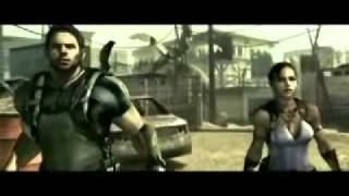 resident evil 5 - cold crossfade