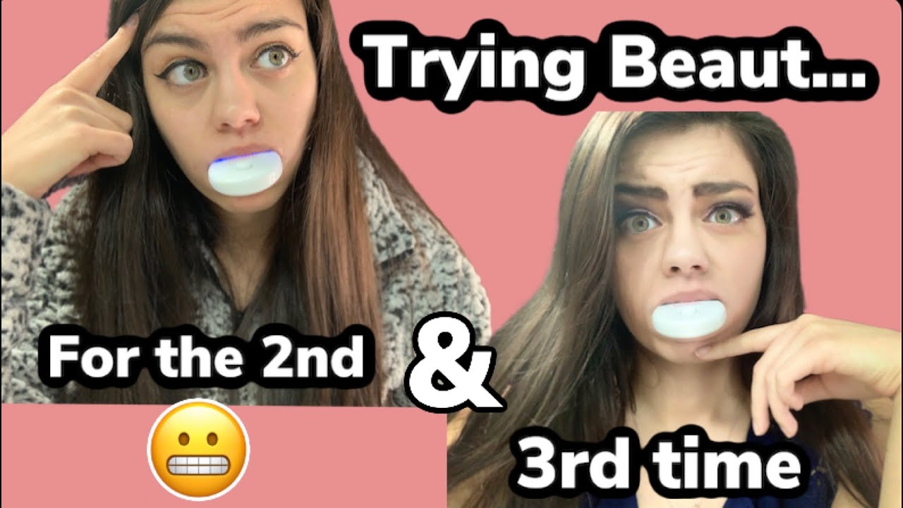 Download TRYING BEAUT TEETH WHITENING KIT FOR THE 2ND & 3RD TIME