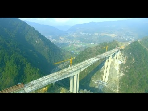 New Bridge to Slash Travel Time between Hubei, Chongqing
