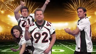 Zac Efron, Anna Kendrick Recreate Sports Movies With James Corden!