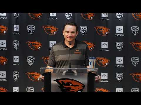 Oregon State Beavers - 4-4 Beavers have the Huskies in their sights Friday Night at Reser!