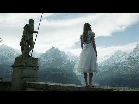 A Cure For Wellness - Hannah And Volmer