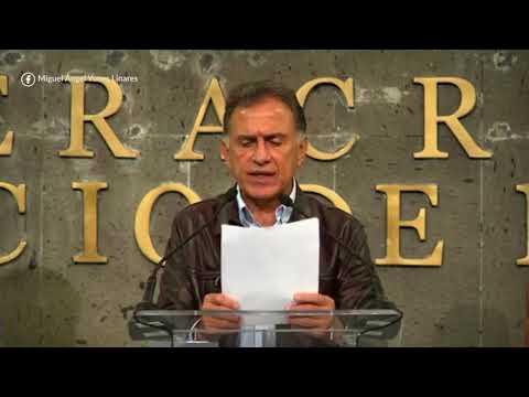 Se ofrecen 5 millones de pesos por la captura del ex fiscal Luis Ángel Bravo: Yunes