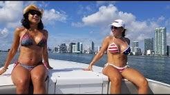 Miami boat life