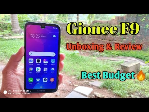Gionee F9 Unboxing/Review | Best budget Phone🔥