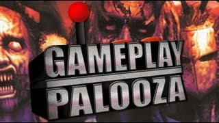 Gameplay Palooza - Nintendo Wii - The House of the Dead 2 & 3 Return Gameplay