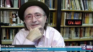 """Reinaldo Azevedo: Aras vai se tornar """"terrivelmente evangélico"""" pra chegar ao STF?"""