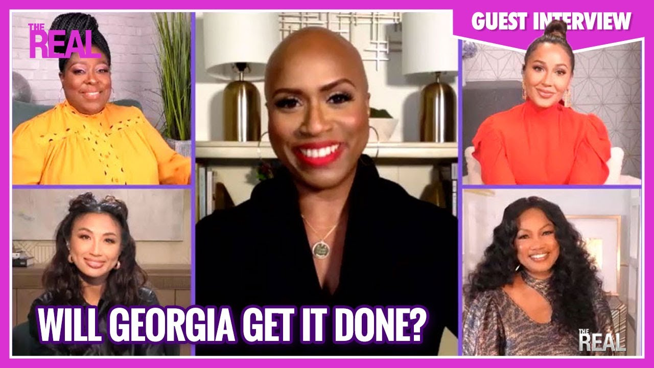 Part One: Representative Ayanna Pressley: 'I Have Great Faith in the People of Georgia'