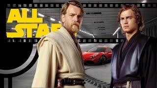 ALL STARS - Parkhaus voll?! - Star Wars Synchro/Parodie