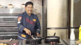 Baguio Oil Cooking Series With Chef Boy Logro - Spicy Thai Meatballs