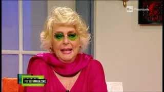 Intervista a Loretta Goggi. 2014