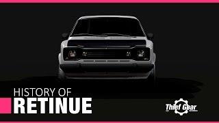 GTA I History of Vapid Retinue /Historia do Retinue l EP:10