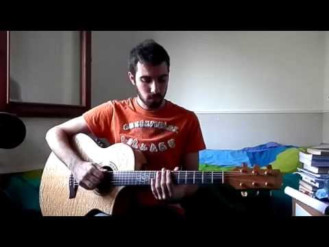 Everybody Wants To Be A Cat (The Aristocats) - Acoustic Guitar Arrangement