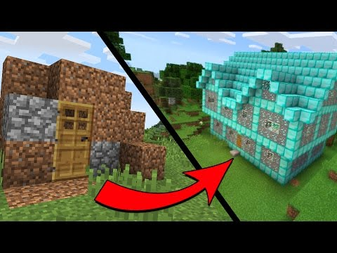 Thumbnail: How to go from NOOB to PRO in Minecraft