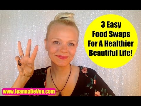 3 Easy Food Swaps That Will Revolutionize The Way You Look & Feel + The Healing Magick Of Food
