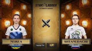 Neirea vs ShtanUdachi, StarLadder Hearthstone Ultimate Series