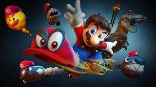 Super Mario Odyssey Switch con Logan Parte 3