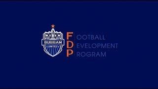BURIRAM UNITED FDP TRAINING CAMP 2019