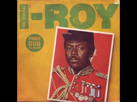 I ROY -  Fire In A Wire