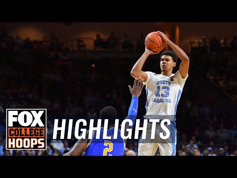 North Carolina vs. UCLA | FOX COLLEGE HOOPS HIGHLIGHTS