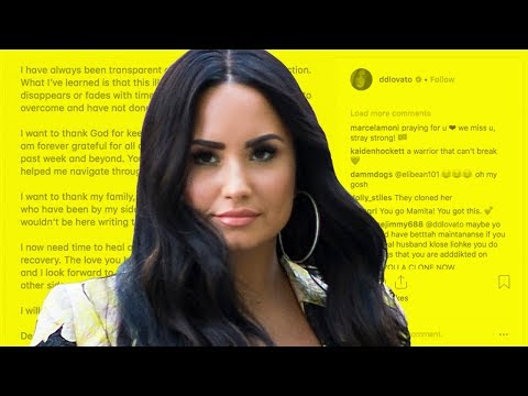 Demi Lovato SPOTTED Out Of Rehab & RESPONDS To Overdose! Mp3