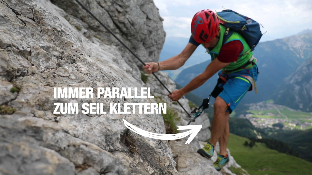 Klettersteig English : Klettersteige am gardasee aqua thrill