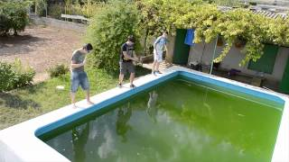 Jackass Atarfe - Episodio 1 | Bañito en la piscina