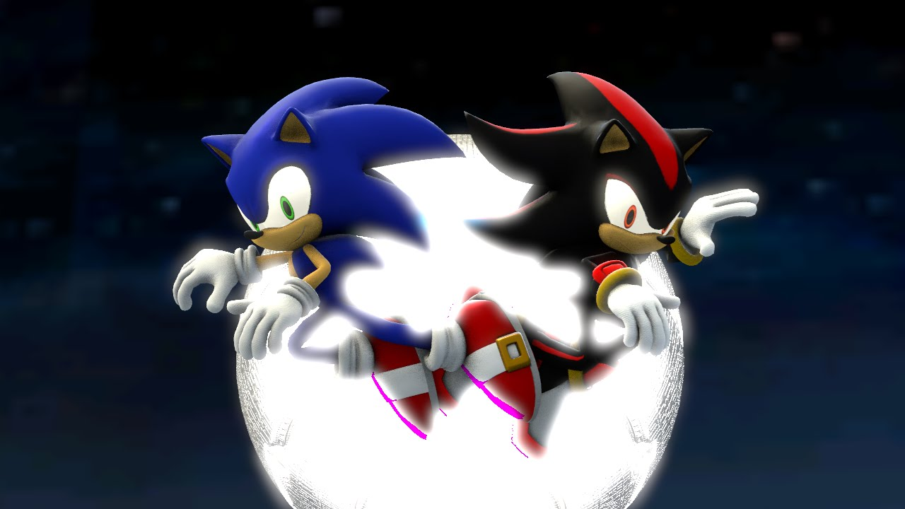 Sfm Sonic Adventure 2 Battle Opening Recreation Youtube