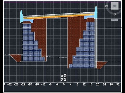 Civil 3D 2014 Subassembly Composer Retaining Walls improving