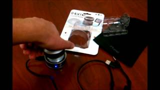 iHome Mini Speaker UNBOXING REVIEW