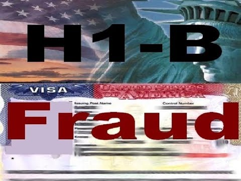 H1B USA VISA Fraud by indian consulting companies!!!!Share to save others