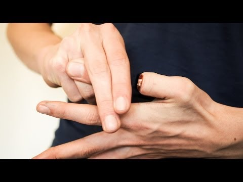 Thumbnail: HOW TO REMOVE YOUR FINGER - MAGIC TRICK