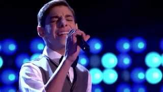 "Abel González canta ""All of me"" en La Voz Kids (VIDEO)"