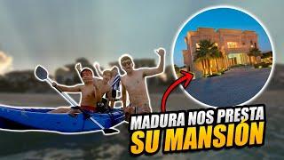 LA MADURA DE DUBAI NOS PRESTA SU MANSIÓN PARA HECHAR DESMADRE (HotSpanish Vlogs)