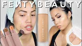 FENTY BEAUTY COLLECTION REVIEW   BRAND NEW