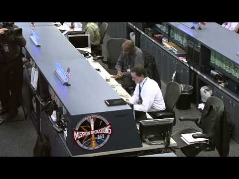 NASA'S Mission Control and ISS Crew Observe National Moment of Silence