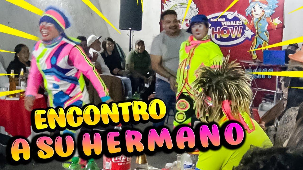 """Download STIFF ENCONTRO A SU HERMANO GEMELO  🤡🎉🎊 """"LOS PAYASOS MÁS VIRALES KIWI Y STIFF """" 🤡🎉🎊 MÉXICO"""