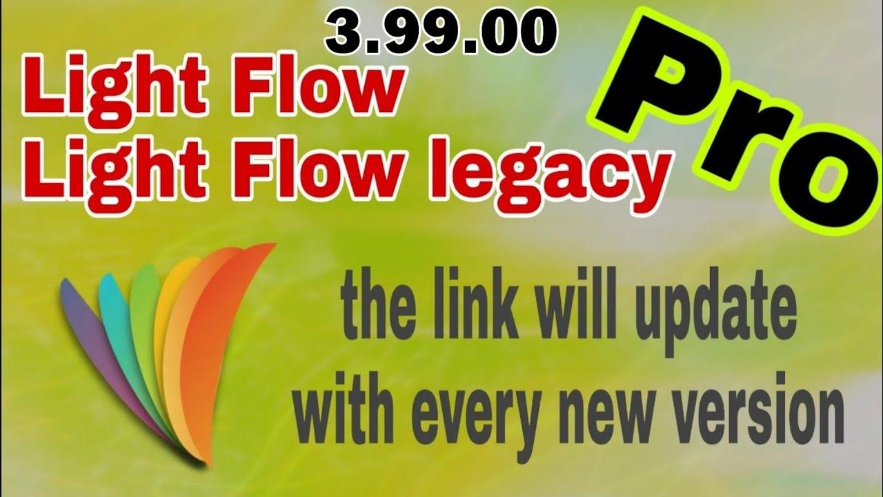 light flow pro apk 3.75