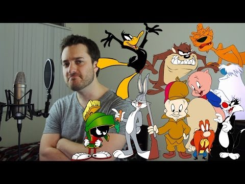 10 Looney Tunes Impressions