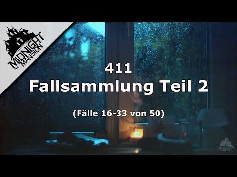411: Große Fallsammlung auf Deutsch Teil 2