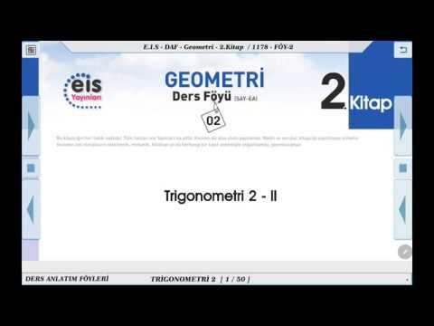 Geometri 2 Trigonometri 2 Föy 2 Youtube