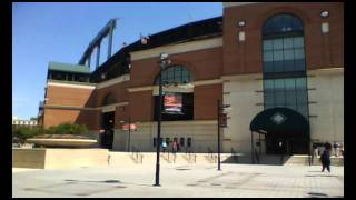 Stadium Adventure - Camden Yards, Baltimore Orioles