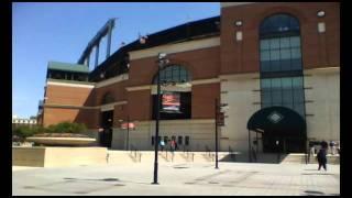 Stadium Adventure - Camden Yards, Baltimore Orioles