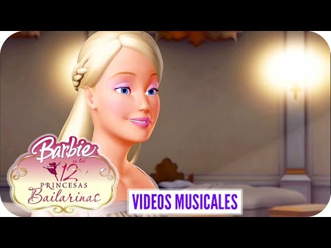 Canci�n de Cumplea�os | Video Musical | Barbie en Las 12 princesas bailarinas