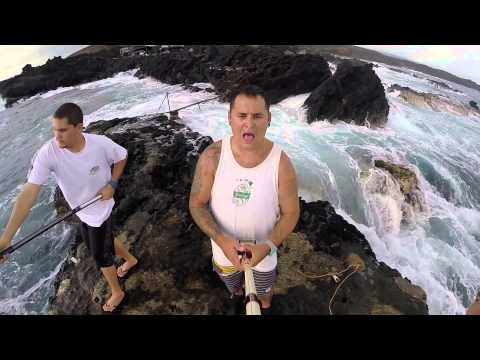Life of a Shore Caster  (ULUA DOCUMENTARY PREVIEW)