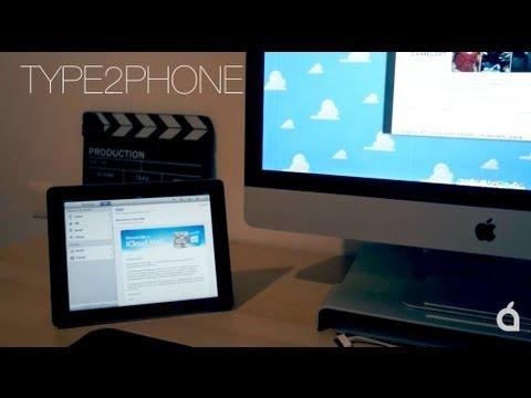 Trabajando de forma conjunta con el iPad y el Mac