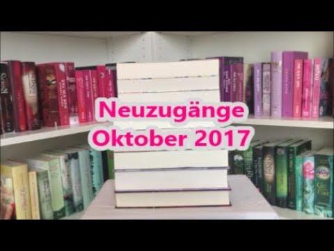 Neuzugänge Oktober 2017 | allys_books